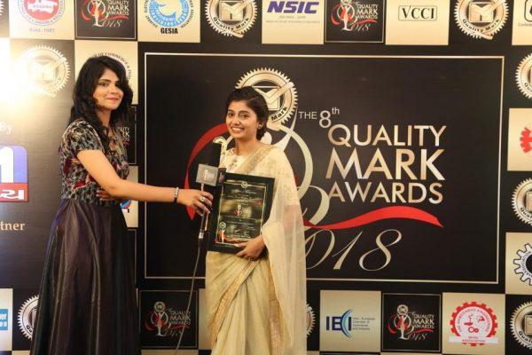 quality mark women's award